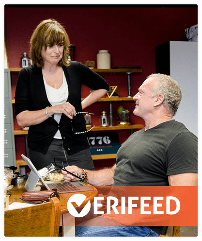 Melinda's social intelligence company Verifeed creates the custom solutions that will differentiate you from the rest and accelerate your growth
