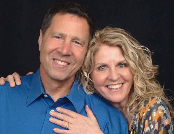 Tamara Green and David Dachinger