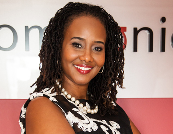 Shani Godwin on WINGS of Inspired Business