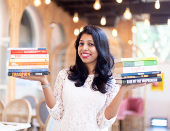 Jyotsna Ramachandran on WINGS of Inspired Business