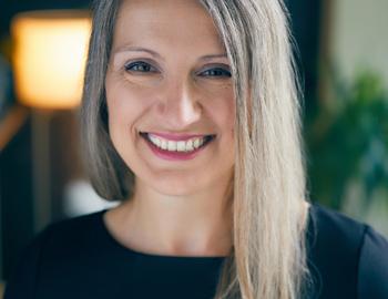 Finka Jerkovic on WINGS of Inspired Business